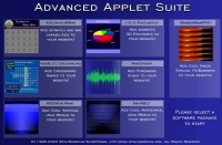 Blue Applet Suite