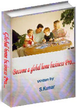 Blue Global Home Business Pro -eBook!